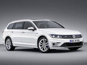 Fotos de Volkswagen Passat Variant GTE 2015