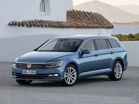 Ver foto 9 de Volkswagen Passat Variant Highline 2015