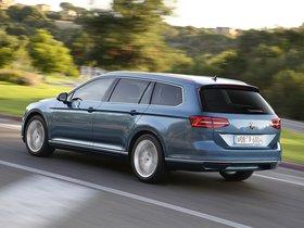 Ver foto 2 de Volkswagen Passat Variant Highline 2015