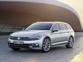 Fotos de Volkswagen Passat Variant R-Line 2015