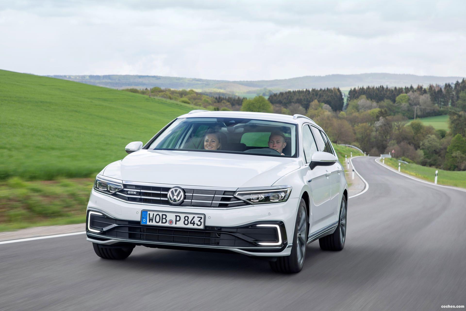 Foto 5 de Volkswagen Passat Variant GTE 2019
