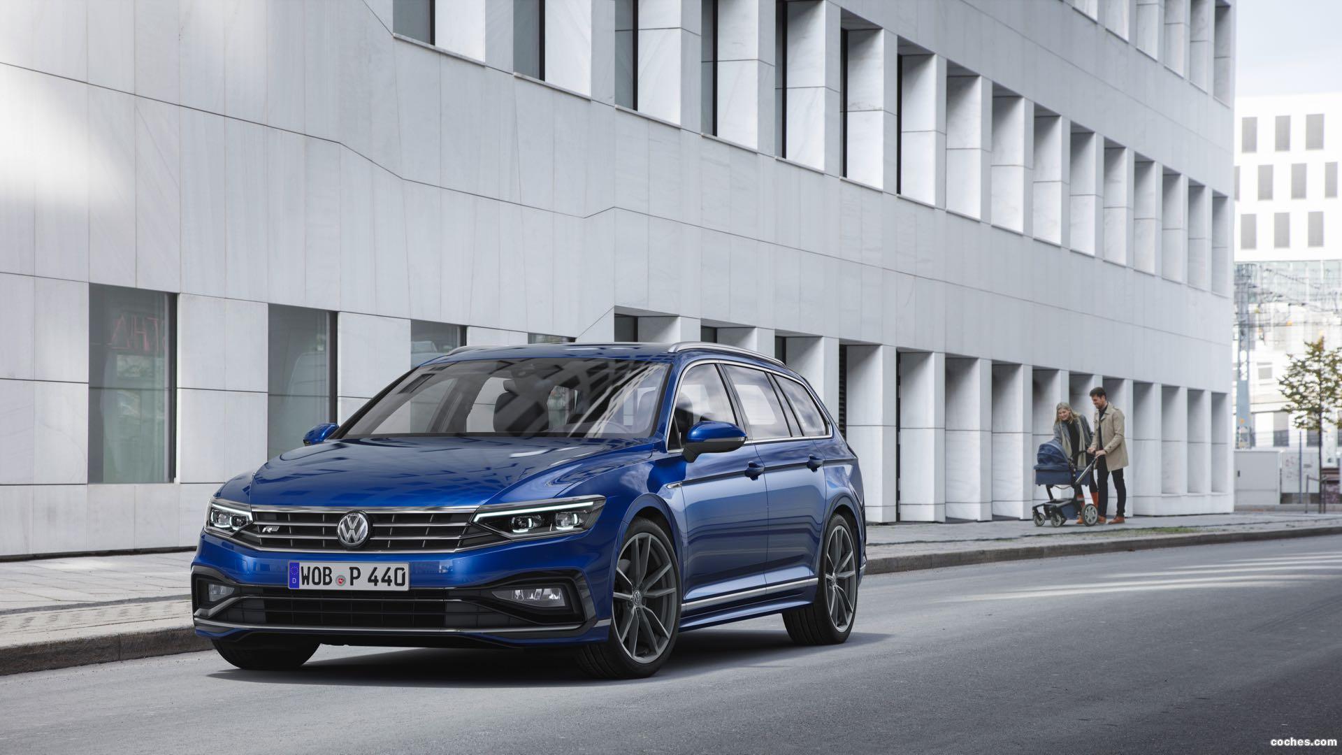 Foto 3 de Volkswagen Passat Variant R-Line 2019