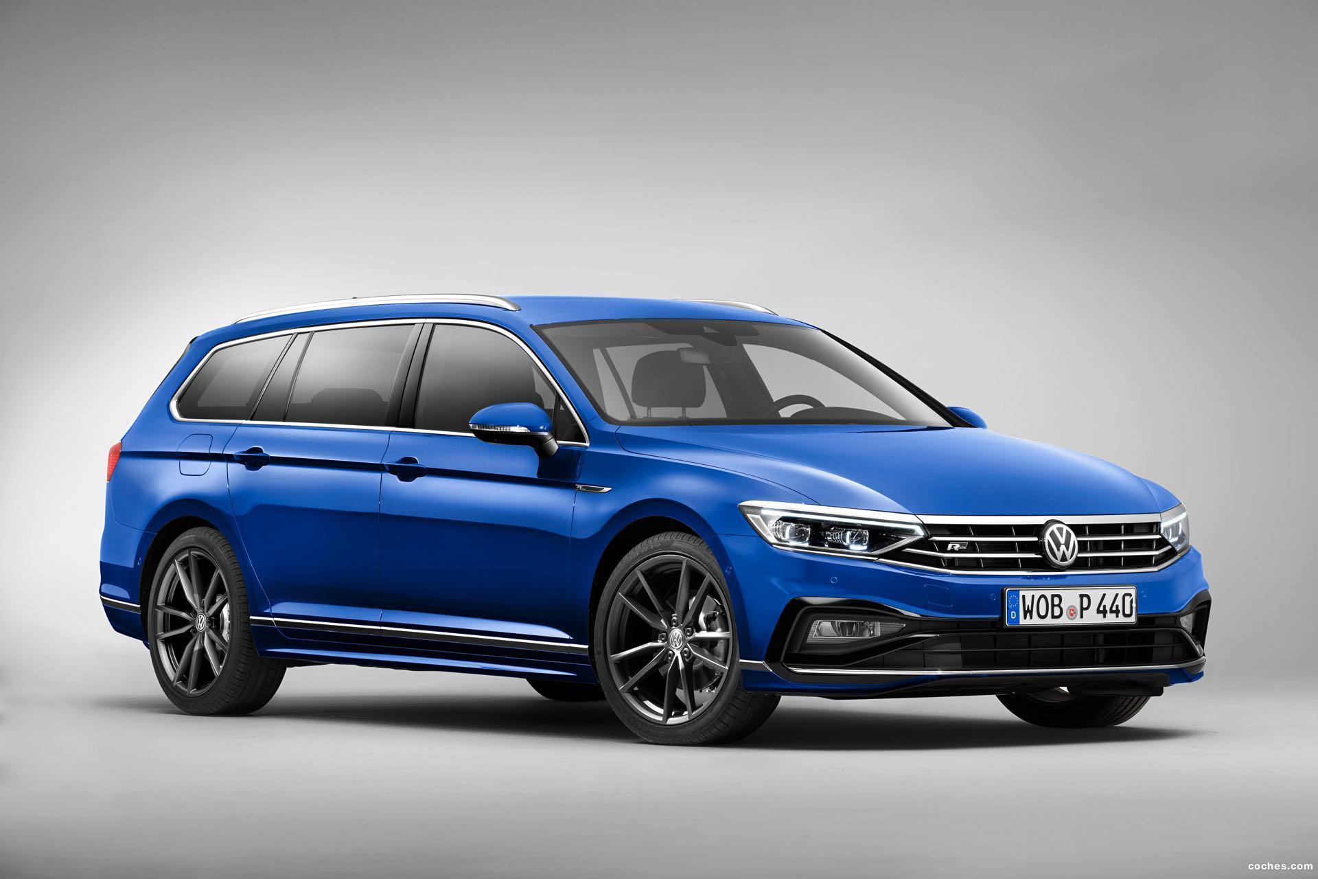 Foto 13 de Volkswagen Passat Variant R-Line 2019