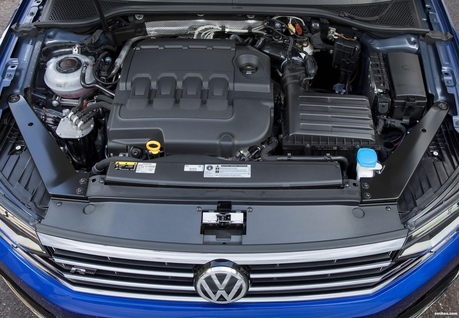 Foto 34 de Volkswagen Passat Variant R-Line 2019