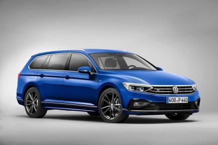 Volkswagen Passat Variant 2.0tdi Evo Business 110kw