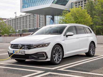Volkswagen Passat Variant Gte 1.5 Tsi E-power