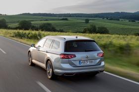 Ver foto 29 de Volkswagen Passat Variant GTE 2019