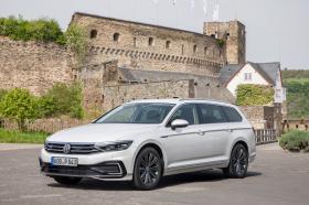 Ver foto 17 de Volkswagen Passat Variant GTE 2019