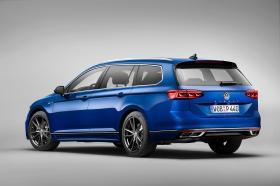 Ver foto 7 de Volkswagen Passat Variant R-Line 2019