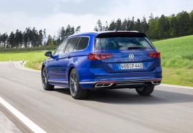 Ver foto 11 de Volkswagen Passat Variant R-Line 2019
