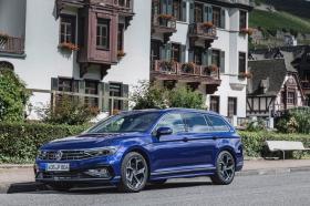 Ver foto 38 de Volkswagen Passat Variant R-Line 2019
