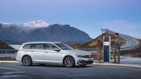 Ver foto 5 de Volkswagen Passat Variant GTE 2019