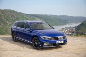 Ver foto 10 de Volkswagen Passat Variant R-Line 2019