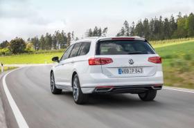Ver foto 21 de Volkswagen Passat Variant GTE 2019