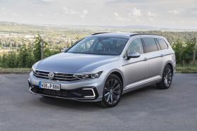 Ver foto 19 de Volkswagen Passat Variant GTE 2019