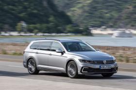 Ver foto 30 de Volkswagen Passat Variant GTE 2019