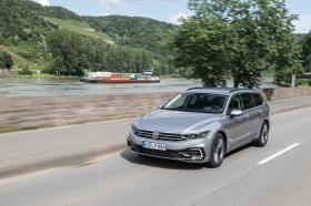 Ver foto 28 de Volkswagen Passat Variant GTE 2019