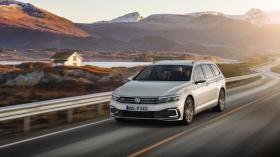Ver foto 3 de Volkswagen Passat Variant GTE 2019