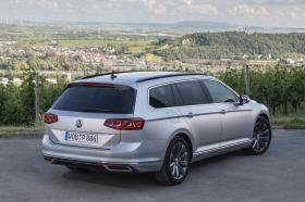 Ver foto 31 de Volkswagen Passat Variant GTE 2019