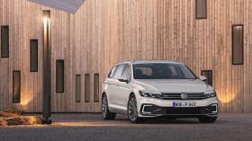 Ver foto 1 de Volkswagen Passat Variant GTE 2019