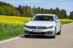 Ver foto 23 de Volkswagen Passat Variant GTE 2019