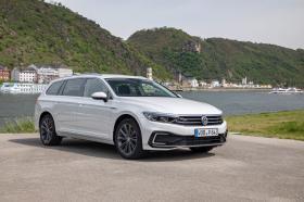 Ver foto 18 de Volkswagen Passat Variant GTE 2019