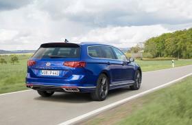 Ver foto 34 de Volkswagen Passat Variant R-Line 2019