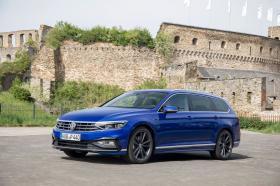 Ver foto 21 de Volkswagen Passat Variant R-Line 2019