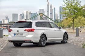 Ver foto 25 de Volkswagen Passat Variant GTE 2019