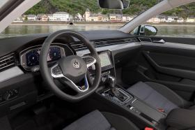 Ver foto 22 de Volkswagen Passat Variant GTE 2019