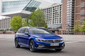 Ver foto 30 de Volkswagen Passat Variant R-Line 2019