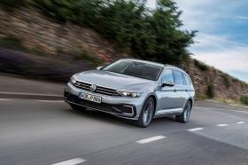 Ver foto 32 de Volkswagen Passat Variant GTE 2019