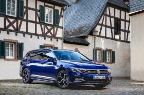 Ver foto 20 de Volkswagen Passat Variant R-Line 2019