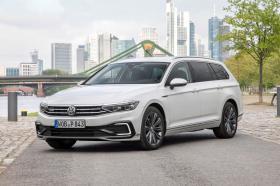 Ver foto 24 de Volkswagen Passat Variant GTE 2019