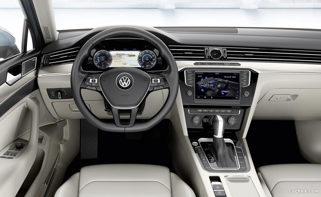 Foto 0 de Volkswagen Passat Variant 2015