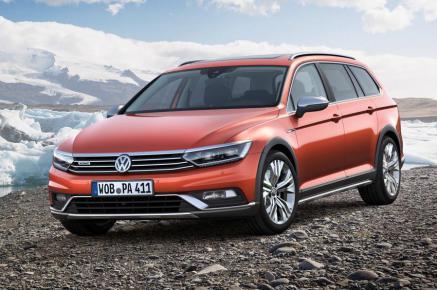 Volkswagen Passat Alltrack 2.0tdi 4m Dsg 7 140kw