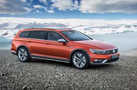 Ver foto 8 de Volkswagen Passat Alltrack 2015