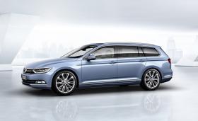 Volkswagen Passat Variant 1.4 Tsi Bmt Edition 125