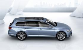 Ver foto 4 de Volkswagen Passat Variant 2015