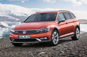 Volkswagen Passat Alltrack 2.0 Tsi 4m Dsg 162kw