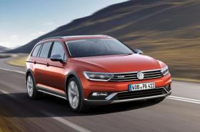 Ver foto 5 de Volkswagen Passat Alltrack 2015