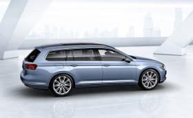 Ver foto 11 de Volkswagen Passat Variant 2015