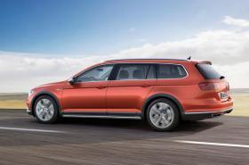Ver foto 4 de Volkswagen Passat Alltrack 2015