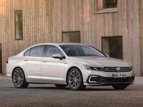Fotos de Volkswagen Passat GTE 2019