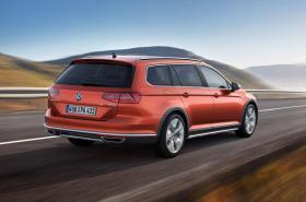 Ver foto 3 de Volkswagen Passat Alltrack 2015