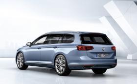 Ver foto 16 de Volkswagen Passat Variant 2015