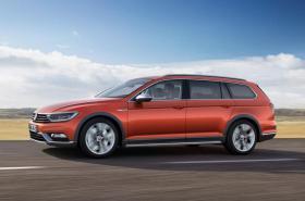 Ver foto 6 de Volkswagen Passat Alltrack 2015