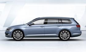 Ver foto 13 de Volkswagen Passat Variant 2015