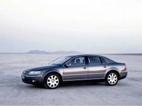 Ver foto 47 de Volkswagen Phaeton 2002
