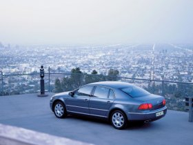 Ver foto 46 de Volkswagen Phaeton 2002